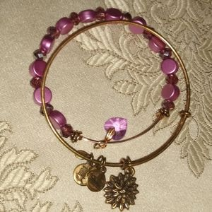 Water pond lily Alex and Ani